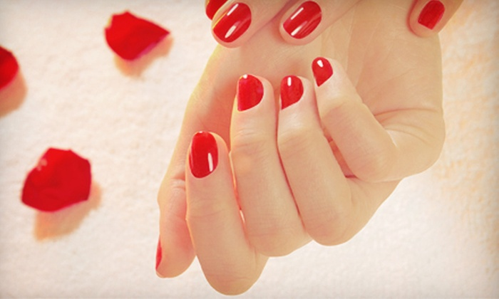 Sassy Nails - Sevierville: One or Two Shellac Manicures and Sassy Pedicures at Sassy Nails (Up to 59% Off)