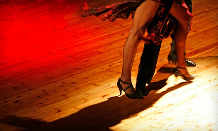 Dance Passion - Galleria Area: Four or Eight Weeks of Group Ballroom or Salsa Dance Lessons at Dance Passion (Up to 55% Off)