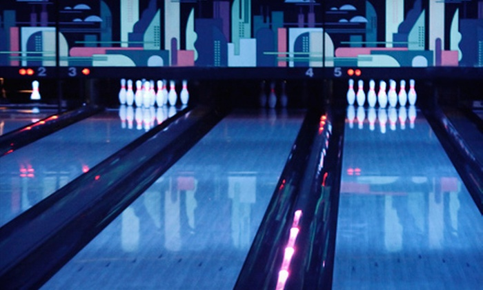 The Charlie Horse - Middleborough Center: One or Two Games of Bowling with Shoe Rental, Flatbread Pizza, and Chicken Wings at The Charlie Horse (Up to 56% Off)