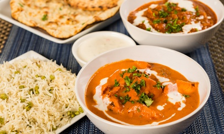 TwoCourse BYOB Indian Meal for Two or Four at Bhaijaan Restaurant