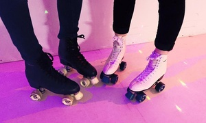 Livingston @ Your Leisure Roller Skate: Roller or Inline Skating for One or Two at Livingston at Your Leisure