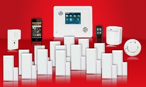 Premier Home Security: Home Security System from Premier Home Security (55% Off)
