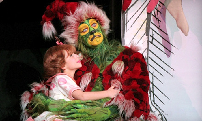 """""""Dr. Seuss' How the Grinch Stole Christmas! The Musical"""" - Madison Square Garden: """"Dr. Seuss' How the Grinch Stole Christmas! The Musical"""" at The Theater at Madison Square Garden (Up to 41% Off)"""