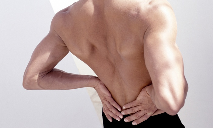 North Wood Chiropractic Ctr. - Linden: Four-Visit Chiropractic Treatment Package from Dr Paul Blank DC (50% Off)