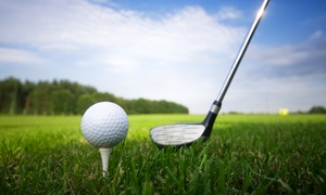 Richmond Golf Club: Two or Four Ball Game of Golf with Two Carts from R150 at Richmond Golf Course (Up to 55% Off)