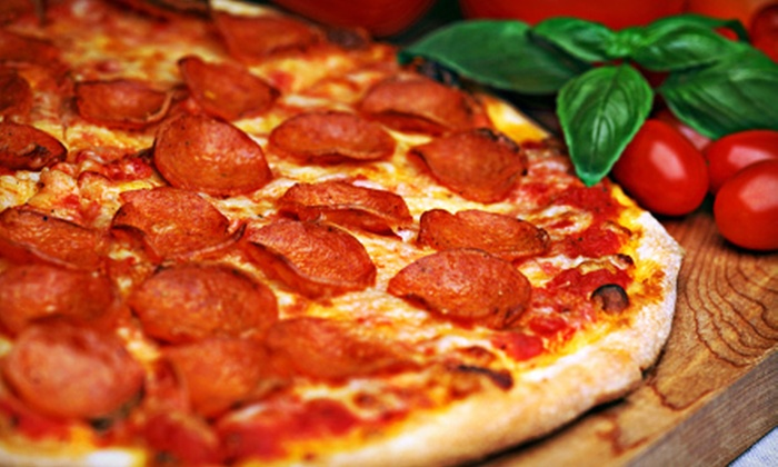 Capogna's Dugout - Clearwater: $10 for $20 Worth of Pizzeria Food at Capogna's Dugout