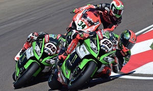 """WorldSBK: World Superbike pass valido 3 giorni all' Autodromo Internazionale """"Enzo e Dino Ferrari"""" per l' Imola Round 2016"""