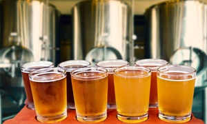 North Bay Brewery Tours: Taste Sonoma County Tour for Two or Four from North Bay Brewery Tours (52% Off)