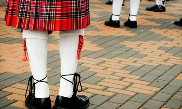 Ohio Celtic Fest - Lake County Fairgrounds: One-Day Visit for Two or Four to Ohio Celtic Fest (Up to Half Off)