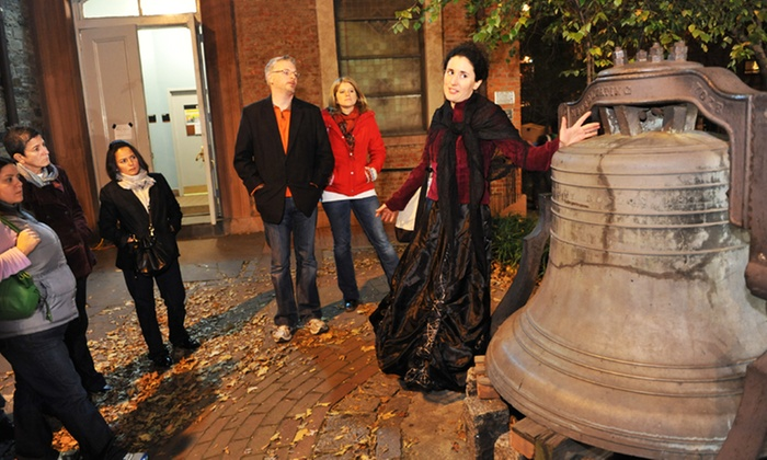 Ghosts of New York - New York City: One, Two, or Four Groupons, Each Good for a 90-Minute Ghost Tour from Ghosts of New York (Up to 52% Off)