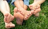 Fungus Free Toe's - Muncie: Laser Nail-Fungus Removal for One or Both Feet at Fungus Free Toes in Muncie (Up to 67% Off)