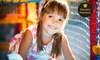 Goin' Bananas - San Pedro Estates: Two or Four Open Play Sessions with Kids Meal at Goin' Bananas (Up to 52% Off)