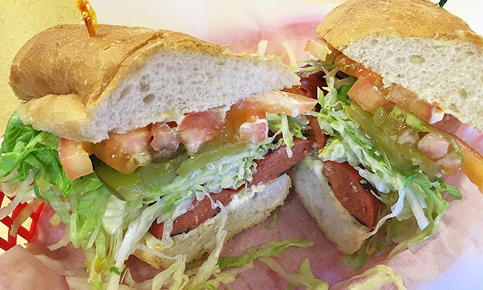 Streetcar Po-Boys - Las Vegas: $14 for $20 Worth of Sandwiches and Southern Food at Streetcar Po-Boys for 2