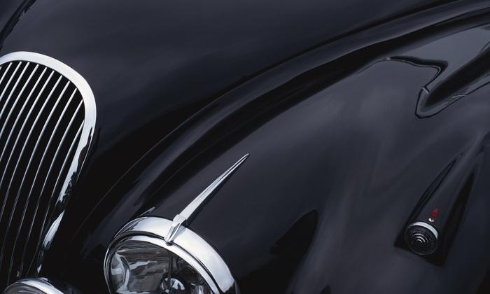 Sib Rentals - Miami: $549 for $999 Worth of Luxury Car Rental — SIB Rentals