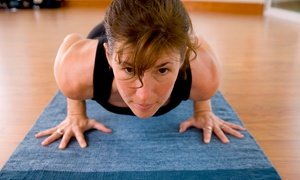 My Yoga: Five Hot Yoga Classes or One Month of Unlimited Hot Yoga Classes at My Yoga (Up to 71% Off)