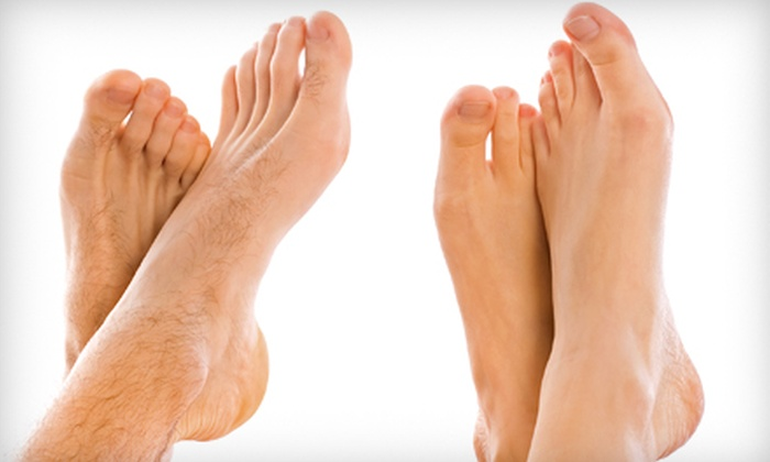 Sioux Falls Foot Specialists - Sioux Falls: Laser Toenail-Fungus Removal for One or Both Feet at Sioux Falls Foot Specialists (Up to 83% Off)