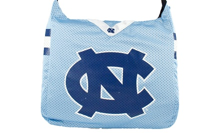 NCAA Team Jersey Tote. Multiple Teams Available.