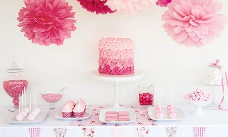 Curso de elaboración y decoración de tartas fondant, cupcakes, galletas o cakepops para una o dos personas desde 19,95 € Oferta en Groupon