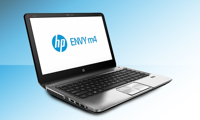 "HP Envy 14"" Core i7 Notebook: $569.99 for an HP Envy 14"" Notebook (Manufacturer Refurbished) ($964.78 List Price). Free Shipping and Returns."