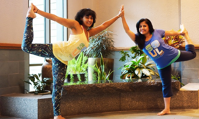 Soul Power Yoga - Marlboro: 5 or 15 Yoga Classes at Soul Power Yoga (Up to 81% Off)