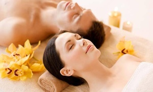 For Him Or Her Spa: $110 Groupon from For Him Or Her Spa