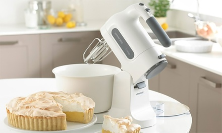 Kenwood Chefette Plastic Bowl Hand Mixer HM670 for £48.98 With Free Delivery