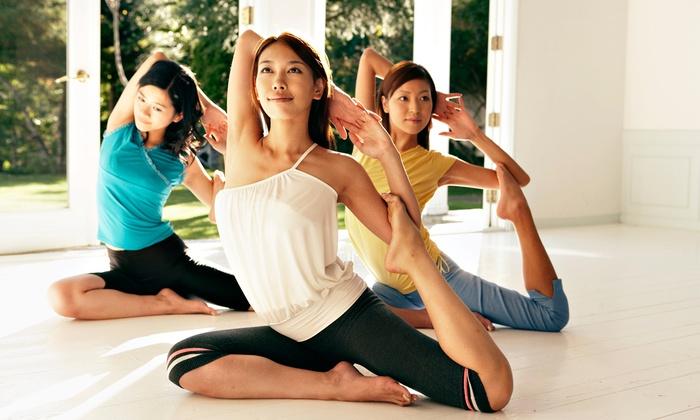 Greenleaf Yoga Studio - Whittier City: 10 or 20 Yoga Classes at Greenleaf Yoga Studio (Up to 60% Off)
