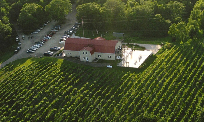 Summerset Winery - Indianola: Tour and Tasting for Two or Four at Summerset Winery (Up to 48% Off)