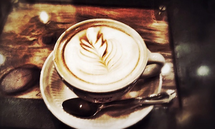 myWayCup Coffee - Midtown,Chelsea,Flatiron: $10 for $20 Worth of Hot and Cold Coffee, Espresso, and Lattes at myWayCup Coffee