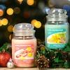 4 bougies Yankee Candle 538g