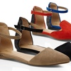 Wanted Women's d'Orsay Ankle-Strap Flats