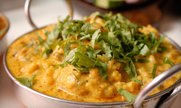 Green Chilli - Iselin: Indian Dinner for Two or Four at Green Chilli (Up to 58% Off)