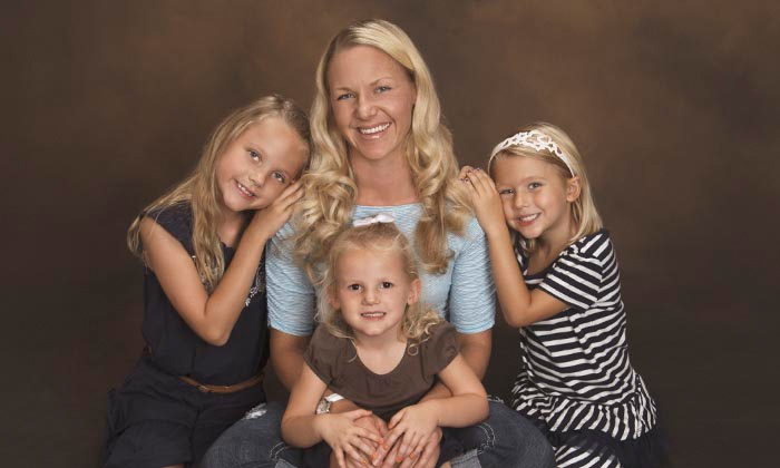 JCPenney Portraits - Multiple Locations: $25 for a Portrait Sheet Package at JCPenney Portraits (Up to $109.91 Value)