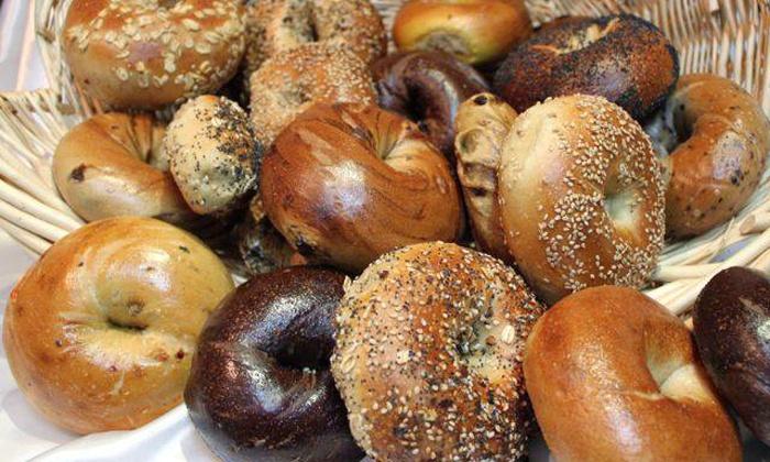 Davidovich Bagels - Essex Market: Baker's Dozen of Bagels or Five Bagel Sandwiches at  Davidovich Bagels (Up to 52% Off)