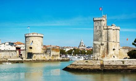 La Rochelle : 1 à 3 nuits avec petit déjeuner