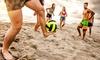Goflingo Sport & Social - East Avenue: $25 for $50 Worth of Beach Soccer — GoFlingo Sport & Social