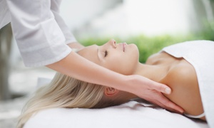 Serene Skin & Body: Aromatherapy Massage with Scrub, Detox Massage with Wrap, or Express HydraFacial at Serene Skin & Body (Up to 52% Off)