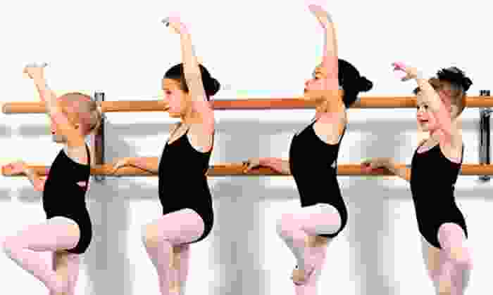 All For Dance - Robbinsville: $38 for New Student Registration and One Month of Dance Class at All For Dance ($77 Value)