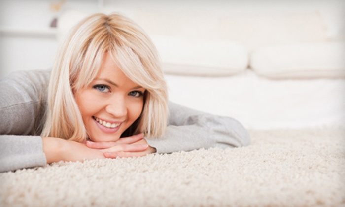 Bluebonnet Cleaning and Restoration - Houston: Carpet Cleaning for Three Rooms and a Hallway or a House from Bluebonnet Cleaning and Restoration (Up to 72% Off)