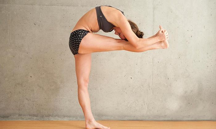 Bikram Yoga Vancouver - Multiple Locations: 10 Bikram Yoga Classes or One Month of Unlimited Classes at Bikram Yoga Vancouver (Up to 73% Off)