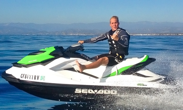 Southern California Jet Skis - Oxnard: $99 for a 75-Minute Jet-Ski Experience for One from Southern California Jet Skis ($149 Value)