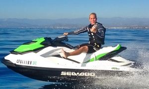 Southern California Jet Skis: $99 for a 75-Minute Jet-Ski Experience for One from Southern California Jet Skis ($149 Value)