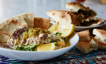 $22 for $40 Worth of Traditional Turkish Food and Drinks at Turkish Cuisine