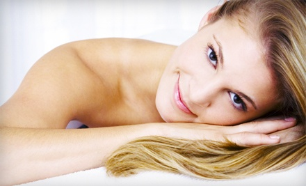 60-Minute Facial or Massage or Both at Matthews Salon Spa (Half Off)
