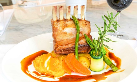 Southern French Cuisine at La Terrasse (Up to 41% Off). Four Options Available.
