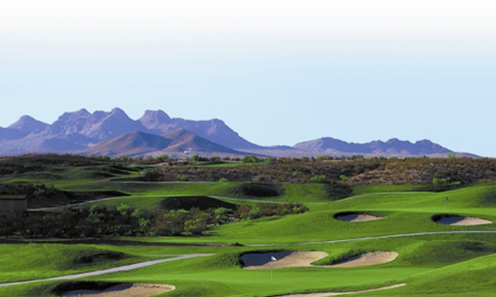 Sonoma Ranch Golf Course - Las Cruces: $49 for an 18-Hole Round of Golf for Two with Cart Rental at Sonoma Ranch Golf Course in Las Cruces (Up to $108 Value)