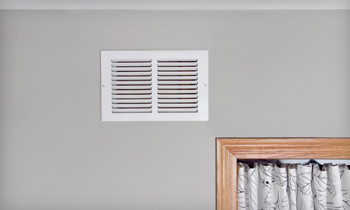 It's Duct Time - Indianapolis: $49 for a Whole-House Air-Duct Cleaning with a Dryer-Vent Cleaning and an AC Checkup from It's Duct Time ($307 Value)