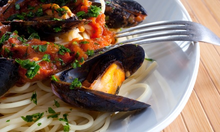 $17 for $30 Worth of Italian Cuisine for Two or More at Lena's Restaurant