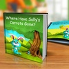"Up to 65% Off ""Where Have My Carrots Gone"" Personalized Kids Book"