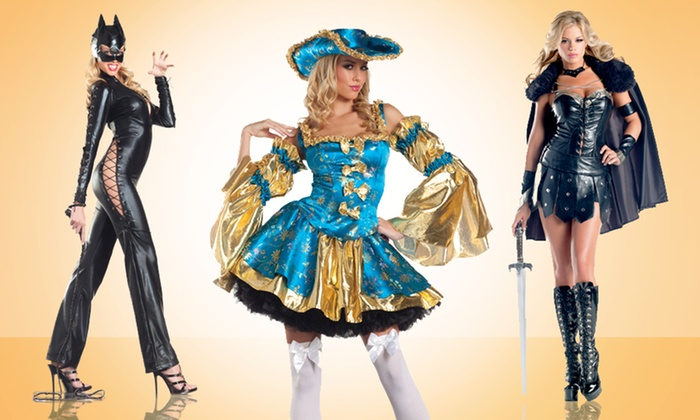 Be Wicked Women's Halloween Costumes: Be Wicked Women's Halloween Costumes. Multiple Styles Available. Free Shipping and Returns.
